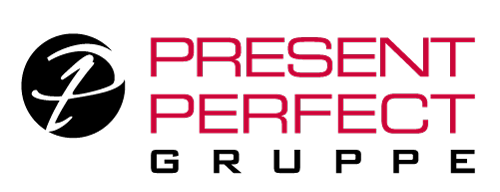 Present Perfect Gruppe Logo