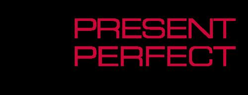 Present Perfect Gruppe Logo